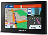 Garmin DriveAssist 51LMT-S 5 Inch Sat Nav with Built-In Dash Cam, Lifetime Map Updates for UK, Ireland and Full Europe, Free Live Traffic and Wi-Fi - Black
