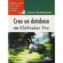 Creare un database con FileMaker Pro (Quick course)