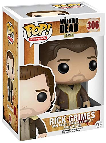 Figura POP The Walking Dead Rick Grimes