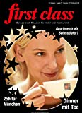 first class [Jahresabo]