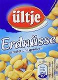ültje Erdnüsse, geröstet und gesalzen, 10er Pack (10 x 50 g) -