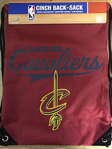 Northwest Offizielles Lizenzprodukt NBA Cleveland Cavaliers Team Spirit Backsack