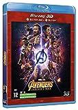 Avengers Infinity War - Blu-Ray 3D + Blu-Ray 2D + bonus [Combo Blu-ray 3D + Blu-ray 2D]