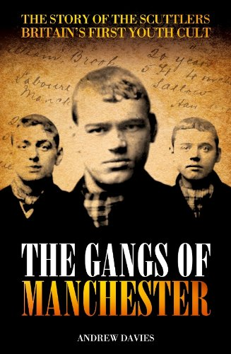 The Gangs of Manchester (English Edition) por Andrew Davies
