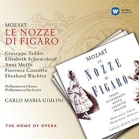 Le nozze di Figaro, K.492 (1989 Remastered Version), Act II: Recitativo: Dunque voi non aprite (Conte/Contessa)