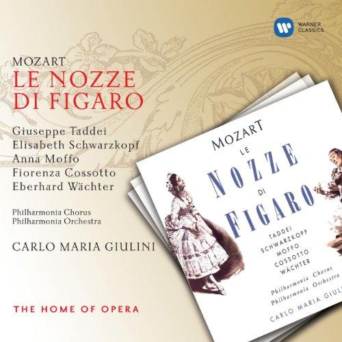 """Le nozze di Figaro, K. 492, Act 1 Scene 1: Recitativo, """"Or bene, ascolta e taci"""" (Susanna, Figaro) - Recitativo, """"Bravo, signor padrone!"""" (Figaro)"""