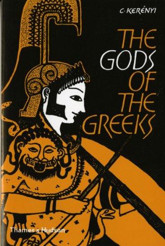 The Gods of the Greeks por C. Kerényi