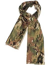 Foulard Echarpe Chèche Cache-Col Camouflage Tactique Militaire Armée ... 46637a442e3