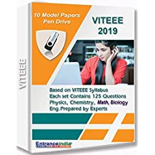 VITEEE 2019 Model Papers 10 sets (Pen Drive)