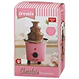 Mini Chocolate Fountain Electric Table Centerpiece Parties Celebrations -326415 (Pink)