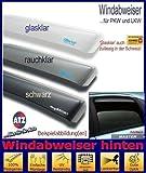 Deflettore vento per Ford Mondeo Turnier porte 5 93-00