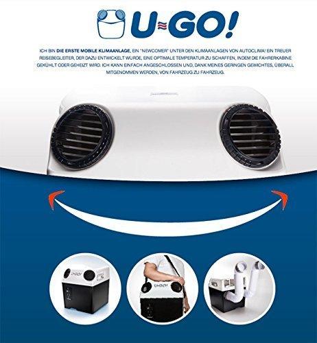 Aire acondicionado, U Go Portable