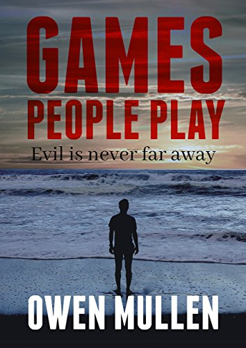 Games People Play: a chilling serial killer thriller by [Mullen, Owen]
