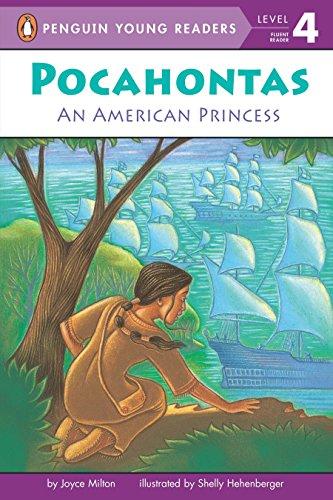 Pocahontas: An American Princess (All Aboard Reading) por Joyce Milton