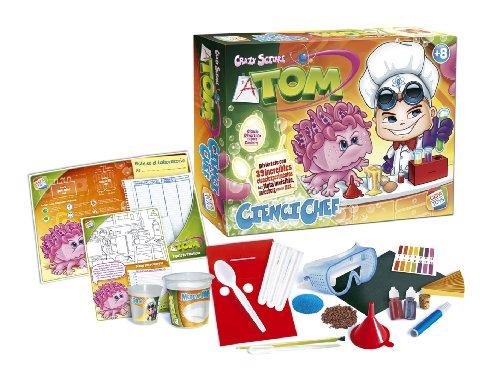 Cefa Toys - Cienciachef, juego de química (21729)