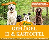 LuCano 15 kg Geflügel-Ei-Kartoffel | getreidefreies Hunde Trockenfutter