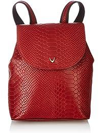 Hidesign leather Women's Handbag MEKONG 1 (Red)