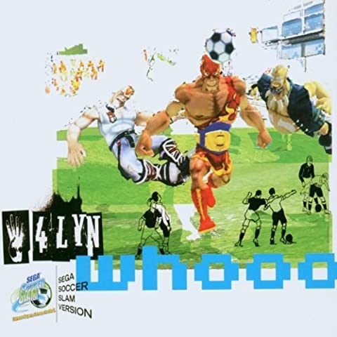 Whooo-Sega Soccer Slam Version [Single-CD] by 4lyn