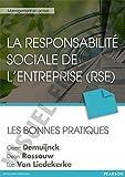 La responsabilité sociale de l'entreprise (RSE)