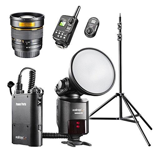 walimex pro Light Shooter 360 Porträt Set Canon
