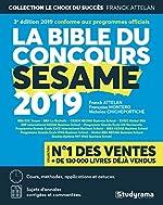 La bible du concours Sésame de Franck Attelan