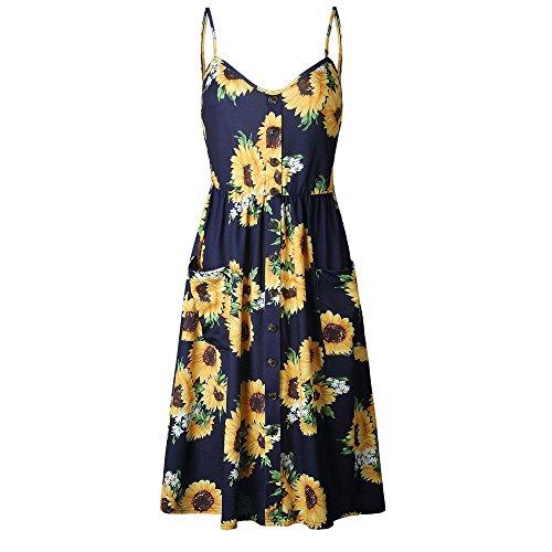 TWIFER Frauen Druckknöpfe aus Schulter ärmelloses Kleid Prinzessin Kleid (Samt-korsett Schulterfreies)