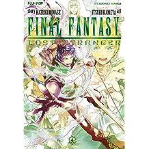 Final Fantasy. Lost stranger: 4