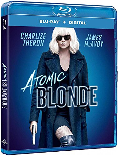 Atomic Blonde [Blu-ray + Digital UltraViolet]