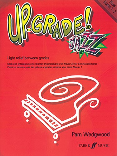 Up-Grade Jazz! Piano Grades 1-2 (Faber Edition: Up-Grade! Series)