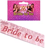 Hen Party Bride to Be Sash