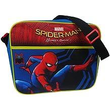 Marvel Spiderman Homecoming Messenger Bag, 34 cm, 10 L, Red