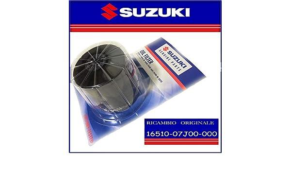 Filtro Olio Originale Suzuki GSX R 750 2011 al 2017 16510-07J00-000