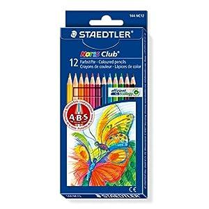 Staedler 144NC12 – Lápices de colores