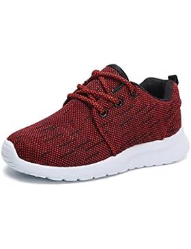 Hawkwell Calzado Deportivo Running Zapatos Ligero y Transpirables para Unisex Niños
