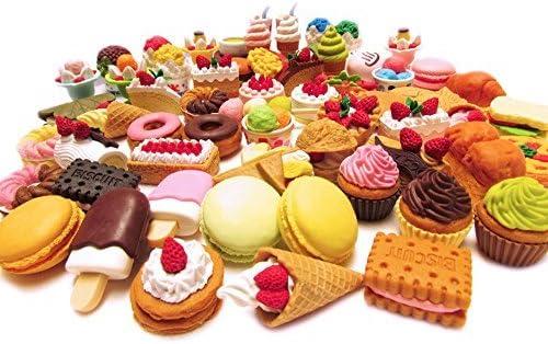 Iwako Gomme puzzle giapponese - Random Random Random mescola 30pcs Foods e Dessert (30pcs RAMDOM MIX - Coloreei e tipi possono essere differenti dalle immagini ) | marche  | Ottima selezione  | Ordine economico  e6bdd5
