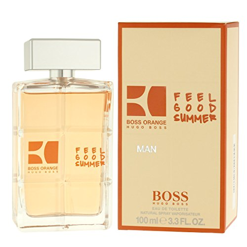 Hugo Boss Orange Feel Good Summer Man Edt. Spray 100 ml