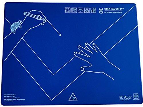 KUM Schreibunterlage, Kunststoff, Linkshänder