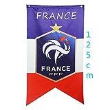 Baifeng WM Flagge Frankreich, Muster für 2018mit der FIFA WM Mascot, Flagge Banner Bunting mit Flagge