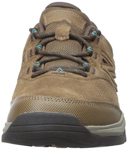 New Balance Women's WW669V1 Walking Shoe, Brown, 10 D US Brown