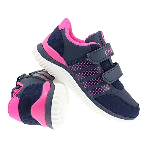 Gallux Kinder Sneaker Coole Schuhe Madchen Jungen Blau Pink Wktgen