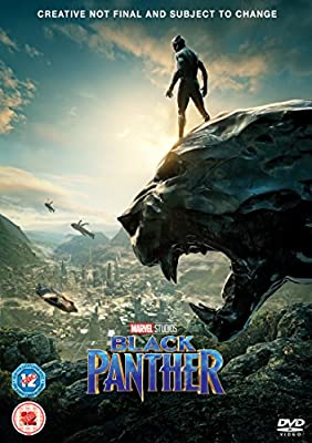 Black Panther [DVD] [2018]