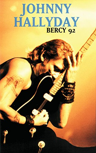 Bild von Johnny Hallyday : Bercy 92