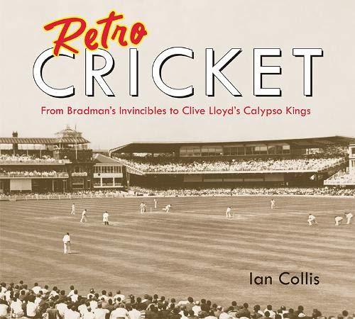 Retro Cricket por Ian Collis