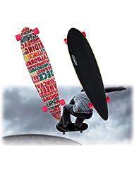 VINGO® Longbaord Skate Board Street Board Suffer Board Skating Board