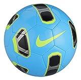 Nike Fußball Tracer Training, Cyan/Black/Volt, 5, SC2942-489