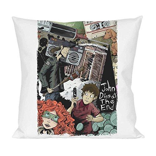 John dies at the end Pillow