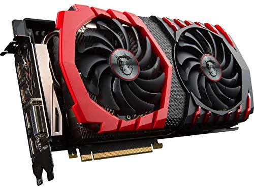 MSI NVIDIA GeForce GTX 1080 TI GAMING X 11G 11 GB GDDR5X -