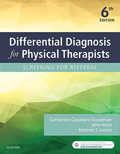 Differential Diagnosis for Physical Therapists: Screening for Referral, 6e por Catherine C. Goodman MBA  PT  CBP