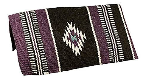 Navajo Ancient Design Saddle Blankets Hand Woven 32x64 by Tahoe by Tahoe Tack