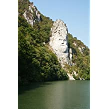 Awesome Decebalus Rock Sculpture in Romania Journal: 150 Page Lined Notebook/Diary